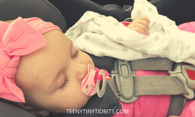 Nine Tips for Road Trips with an Infant